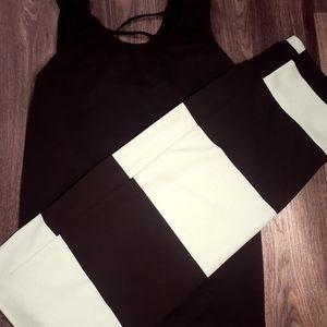 Skirt and shirt combo
